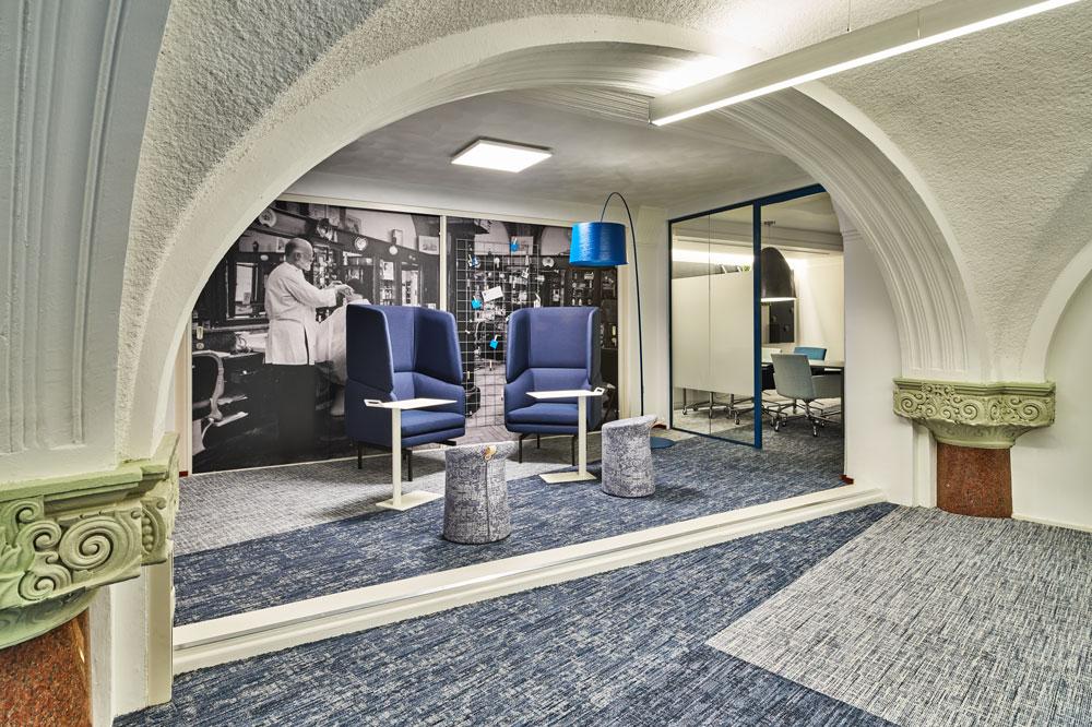 kantoorruimte ontwerp amsterdam