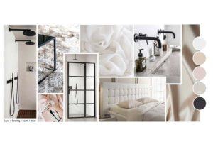 Interieur moodboard Mooij Designs